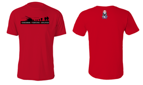 RED - Remember Everyone Deployed (505)  Cotton T-Shirt