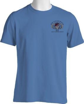 82nd Aviation Brigade Punisher Moisture Wick Shirt