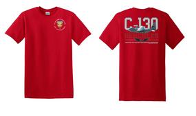 "3/4 Air Defense Artillery (Airborne)  ""C-130"" Cotton Shirt"