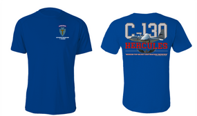 "36th Infantry Division (Airborne)  ""C-130"" Cotton Shirt"