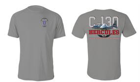 """193rd Infantry Brigade (Airborne)  """"C-130"""" Cotton Shirt"""