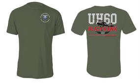 "82nd Hqtrs & Hqtrs Battalion  ""UH-60"" Cotton Shirt"