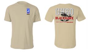 "173rd Airborne Brigade ""UH-60"" Cotton Shirt"