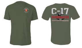 "782nd Maintenance Battalion ""C-17 Globemaster"" Cotton Shirt"