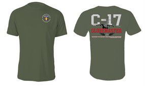 "Southern European Task Force (SETAF) ""C-17 Globemaster"" Cotton Shirt"