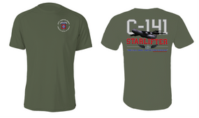 "82nd Airborne Division  ""C-141 Starlifter"" Cotton Shirt"