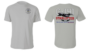 """82nd Aviation Brigade  """"C-141 Starlifter"""" Cotton Shirt"""