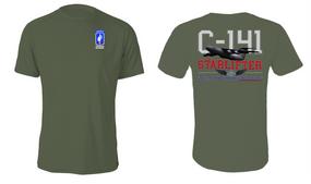 "173rd Airborne Brigade ""C-141 Starlifter"" Cotton Shirt"
