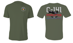 "Southern European Task Force (SETAF) ""C-141 Starlifter"" Cotton Shirt"