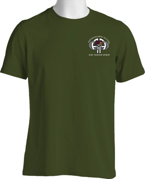 782nd Maintenance Battalion Punisher Cotton Shirt