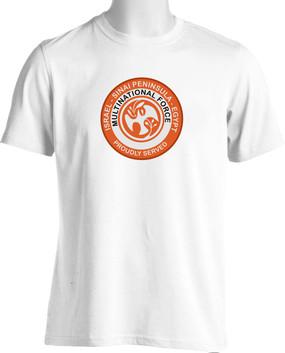 Multinational Force & Observers Moisture Wick Shirt