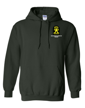 509th Parachute Infantry Regiment Embroidered Hooded Sweatshirt