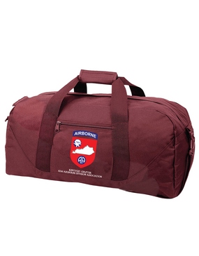 Kentucky Chapter (V1)  Embroidered Duffel Bag