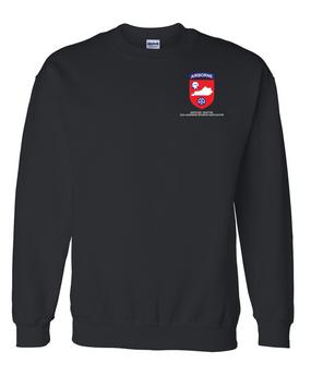 Kentucky Chapter (V1)  Embroidered Sweatshirt
