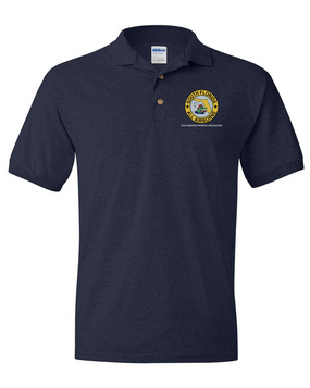 South Florida Chapter Embroidered Cotton Polo Shirt