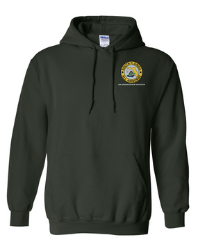 South Florida Chapter  Embroidered Hooded Sweatshirt