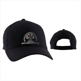 504th PIR  Punisher Baseball Cap