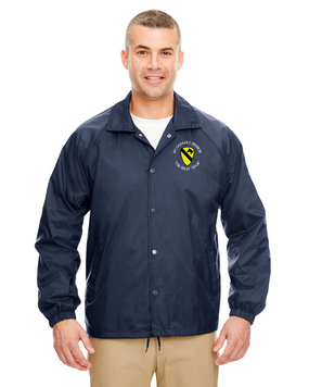 1st Cavalry  Division Embroidered Windbreaker