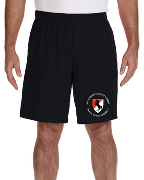 11th ACR Embroidered Gym Shorts