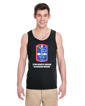 "172nd Infantry Brigade ""Blackhawk"" Tank Top"