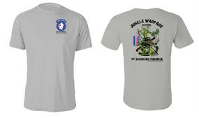 193rd Infantry Brigade Jungle Master JOTC Cotton Shirt