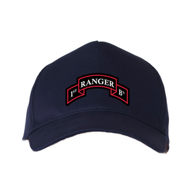 1-75th Ranger Battalion Baseball Cap