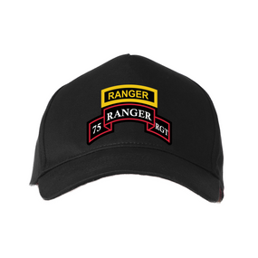 75th Ranger Regiment-Tab Baseball Cap