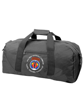 56th Field Artillery Command Embroidered Duffel Bag (C)