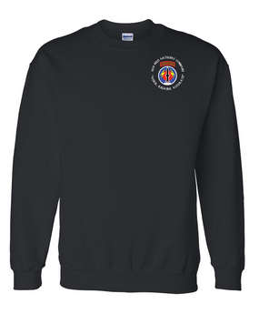 56th Field Artillery Command Embroidered Sweatshirt (C)
