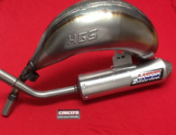 YAMAHA YZ85 2000 onwards HGS EXHAUST SYSTEM