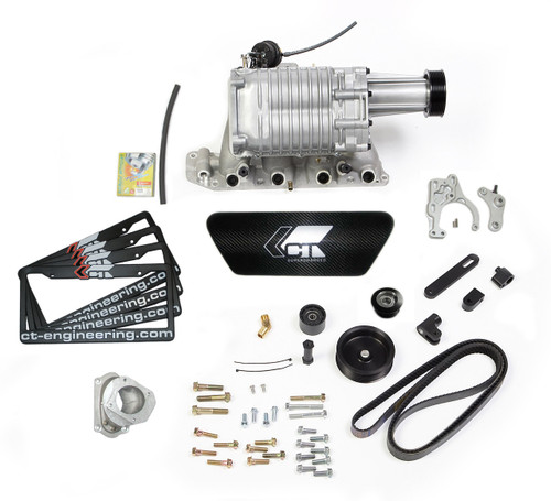 2011 Honda Accord Supercharger Kit: CT-Engineering SuperCharger Kit For 2006-2011 Civic Si