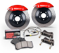 Stoptech Big Brake Kit 06-11 Honda Civic Si