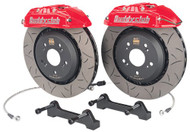 Buddy Club Racing Spec Big Brake Kit 06-11 Honda Civic Si