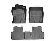 Weathertech All Weather DigitalFit Floor Mats Honda Civic 12-13 & 14-15