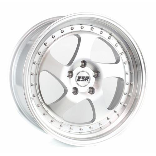 ESR SR02 Machined Silver
