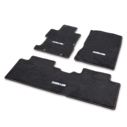 Nrg floor mats 06 11 honda civic coupe sedan for 11th floor apparel