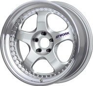 Work Meister S1 3P Wheel 3-Piece