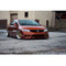 ESR SR01 8th gen civic 2006 2007 2008 2009 2010 2011 Civic Si Coupe Red Habanero Redline Orange Stanced
