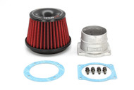Apexi Power Intake 3.5 inch (85mm) Universal Filter & Flange 500-A029