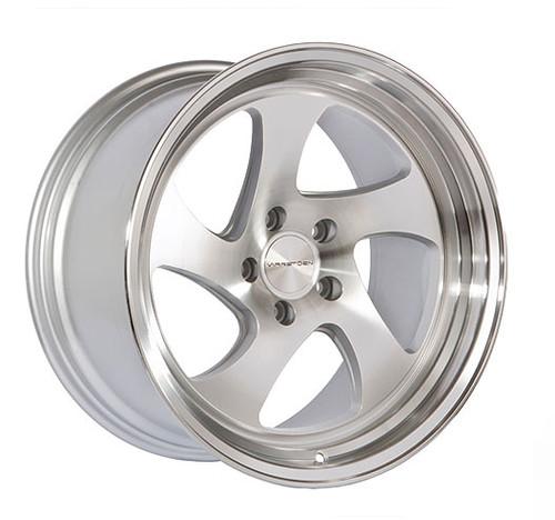 Varrstoen MK2 Wheel in machined silver