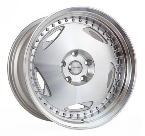 Varrstoen mk6 wheel in machined finish 18X9 18X10
