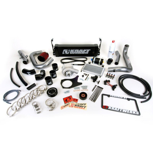 06-11 Honda Civic R18 Kraftwerks SuperCharger Kit