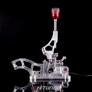 K-Tuned Race-Spec Billet RSX Shifter with Pro Shift Cut (KTD-RSX-PNL)