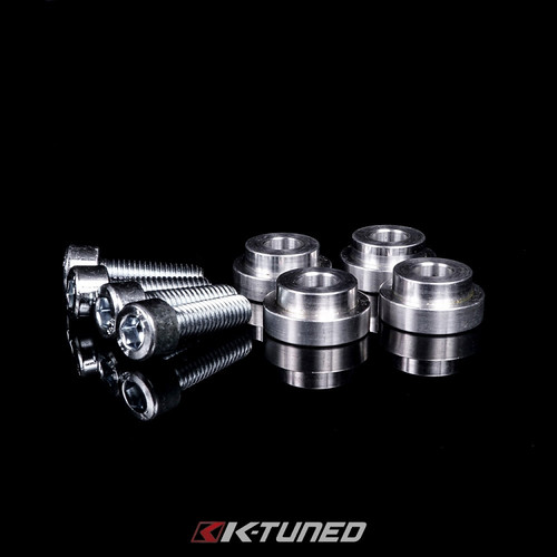 K-Tuned K-Series Shifter Box Bushings DC5 / EP3 / TSX (KTD-SFT-BUS)