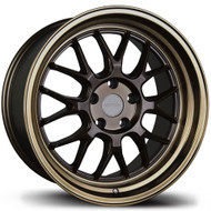 Avid1 AV-34 Wheels Bronze