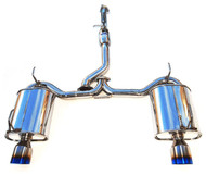 Invidia S2000 Q300 Dual Titanium Tip Cat-back Exhaust