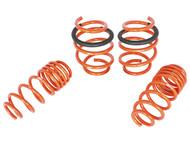 aFe Control Lowering Springs 17-18 Honda Civic Type R I4 2.0L (t)