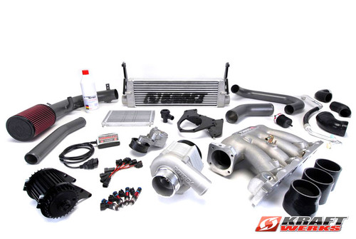 Kraftwerks 06 11 Civic Si Supercharger Kit Rotrex 8thcivic
