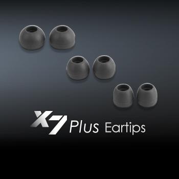 X7 Plus Eartips