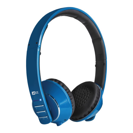 Runaway 4.0 AF32 Stereo Bluetooth Wireless Headphones with hidden microphone (Blue)